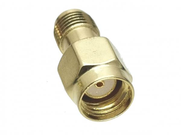 UniteCom SMA Female to RP SMA Male Connector Adaptor - 3