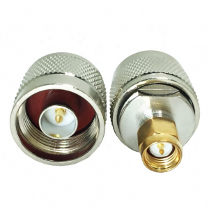 UniteCom SMA Male to N-Type Male Connector