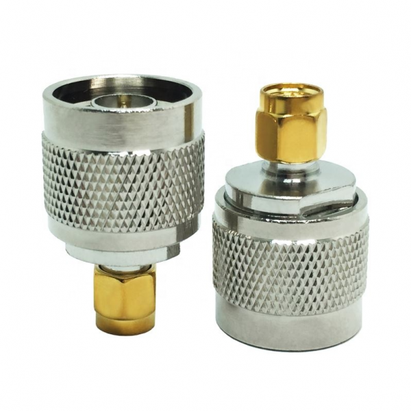 UniteCom SMA Male to N-Type Male Connector 3