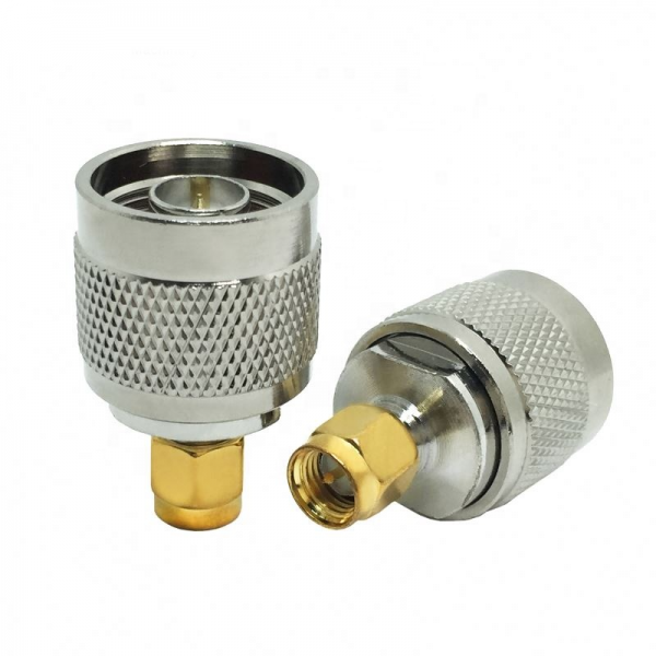 UniteCom SMA Male to N-Type Male Connector 2