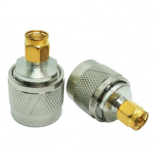 UniteCom SMA Male to N-Type Male Connector 1