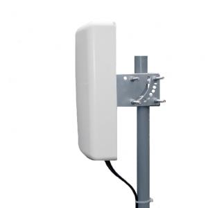 UniteCom 10dBi MiMo Pole Mount Directional Antenna White