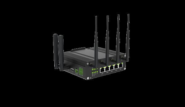UniteCom 5G Industrial Cellular Router UC44 Left Antenna